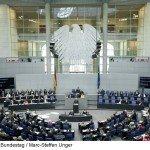 Haushaltsdebatte im Bundestag