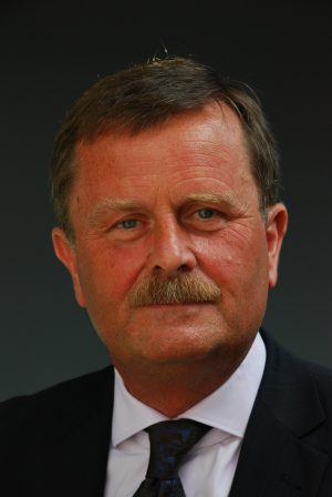 Prof. Dr. med. Frank Ulrich Montgomery, Präsident der Bundesärztekammer