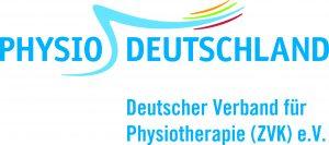 Logo Deutscher Verband für Physiotherapie (ZVK)