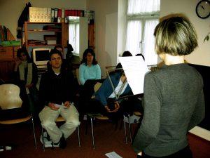 Gruppen-Intensivtherapie bei Ingeborg Becker