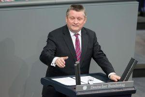Foto von Bundesgesundheitsminister Hermann Gröhe (CDU)