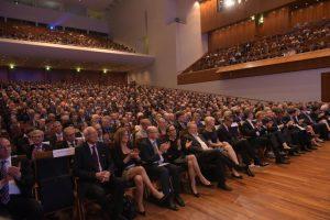 120. Deutscher Ärztetag 2017, Applaus vom Publikum