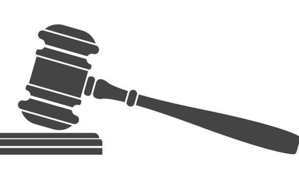 Illustration eines Richter-Hammers